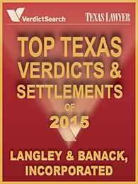 Top Texas Verdicts 2015